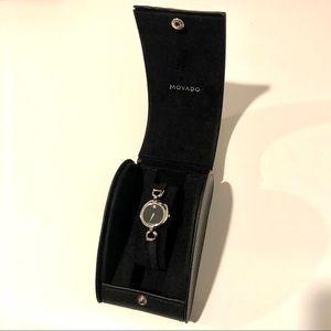 Elegant Movado Watch